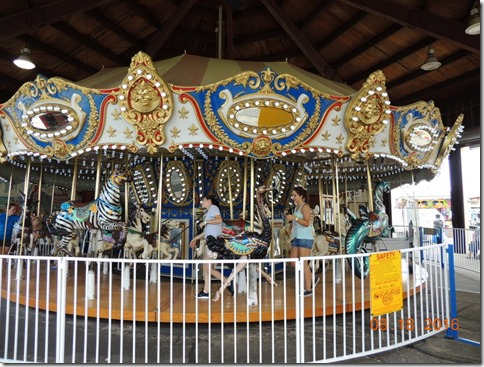 Carosel, Old Orchard Beach, ME