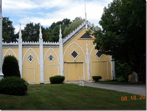 The Wedding Cake House, Kennebunk, ME
