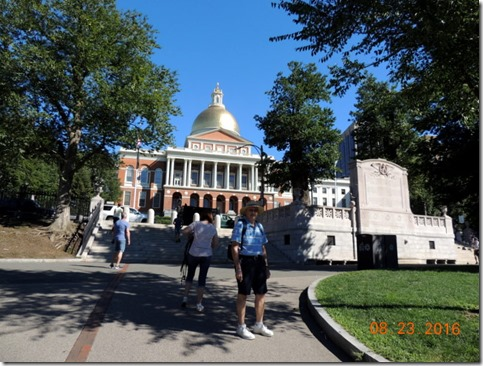 The Mass. State House