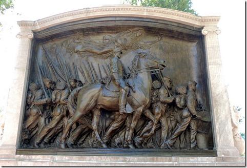 Robert Shaw Moument, Boston Common