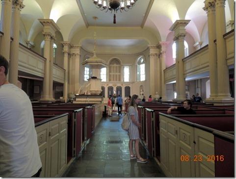 Kings Chapel, Freedom Trail, Boston