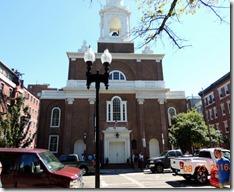 St. Stephens Church, Freedom Trail, Boston
