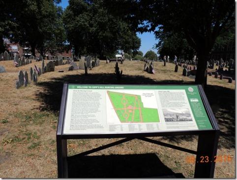Copps Hill Burying Ground