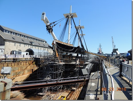 Old Ironsides,
