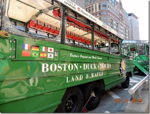 Start of Duck tour