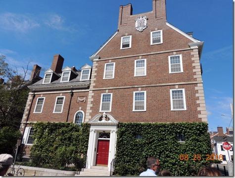 Dorm where Mark Zuckerbuger lived when starting FB