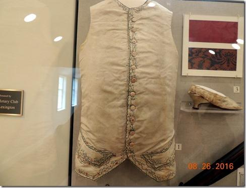 John Hancocks vest
