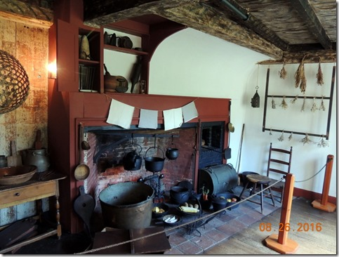 Kitchen, Buckmans Tavern