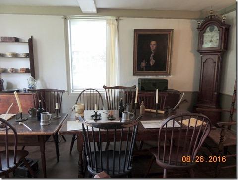 Dining room, Buckemans Tavern
