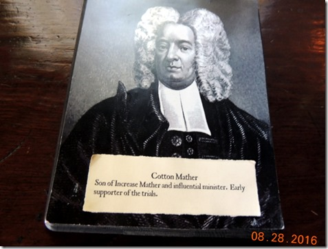 Cotton Mather portrait