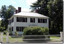 RAlph Waldo Emmerson, house, Concord MA