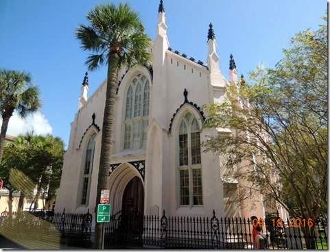 First church in Charleston