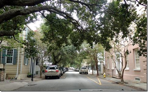 Street in Charleston, SC