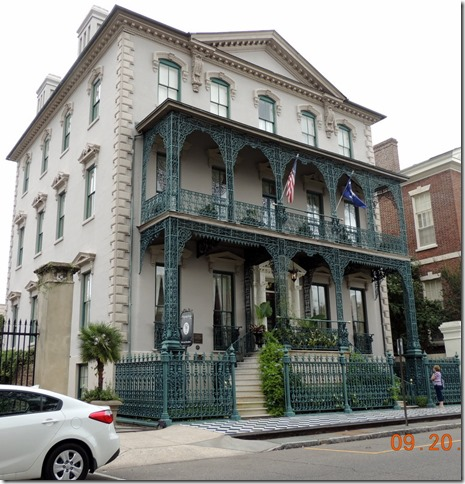 Govenors brothers house, Charleston SC