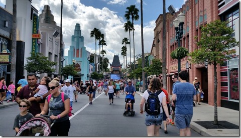 Disney Hollywood Studios 2016