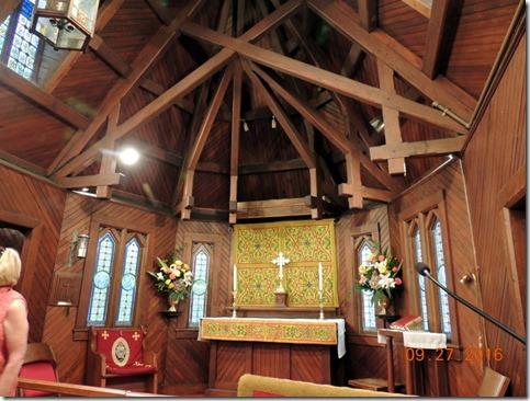 Christ Church, St. Simon GA