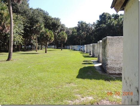 Slave cabins, Kingsley Plantation, Ft George Island, FL