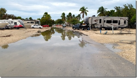 King Tide, Florida Keys