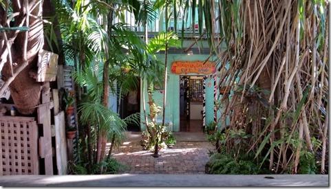 Blue Heaven Restaurant, Key West
