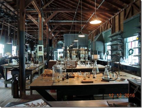Edison Lab, Edison House, Ft. Myers FL