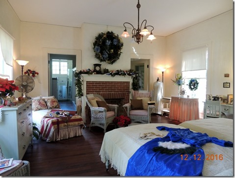 Edison;sbedroom, Edison House, Ft. Myers FL