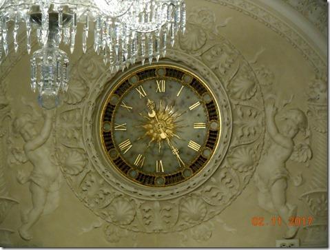 Edison Clock, Flager College, St. Augustine