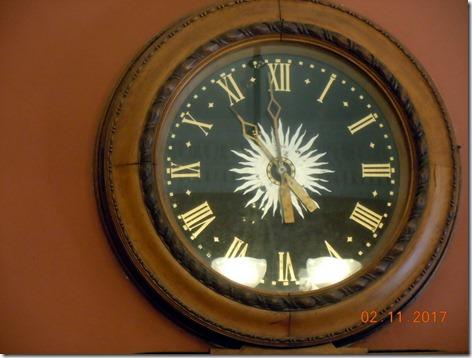 Edison Clock