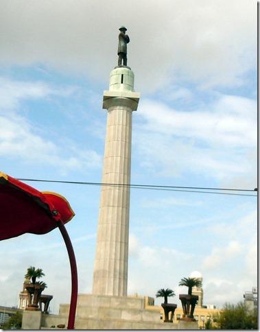 New Orleans Robert E Lee memorial