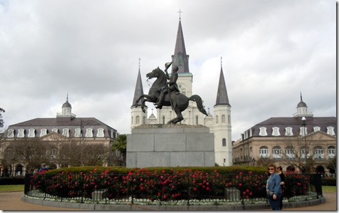 Andrew Jackson, New Orleans