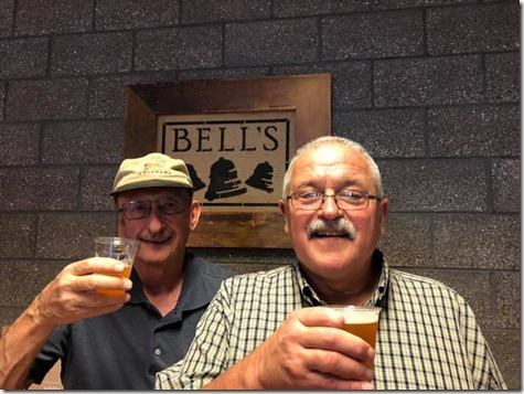 Bob and LAvern at Bells