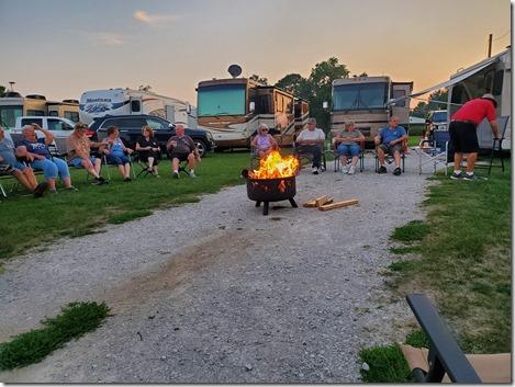 Lebanon campfire