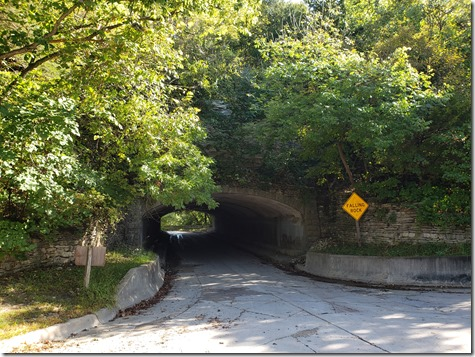 MC Rock tunnel