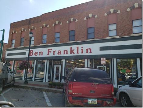 WF Ben Franklin