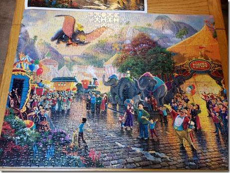 Dumbo puzzle