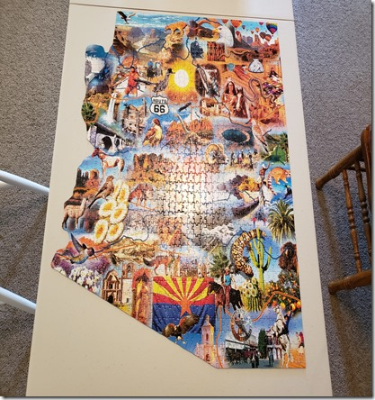 Arizona puzzle