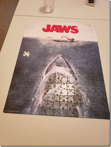 Jaws puzzle