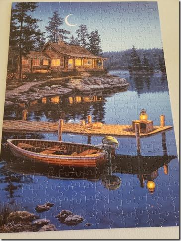 Lakefront puzzle