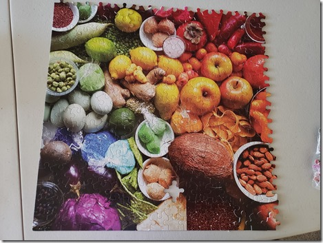 Fruit puzzle 1