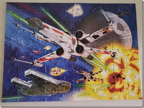 Star wars puzzle 2