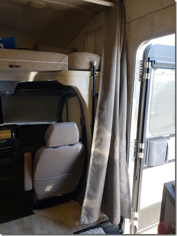 New RV curtains
