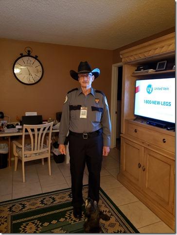 Bob uniform