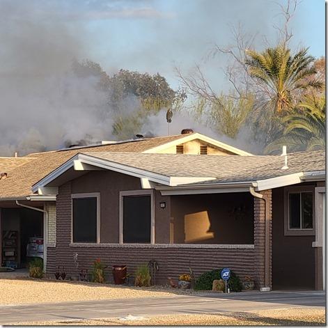 House fire 2