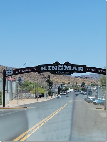KIngman sign